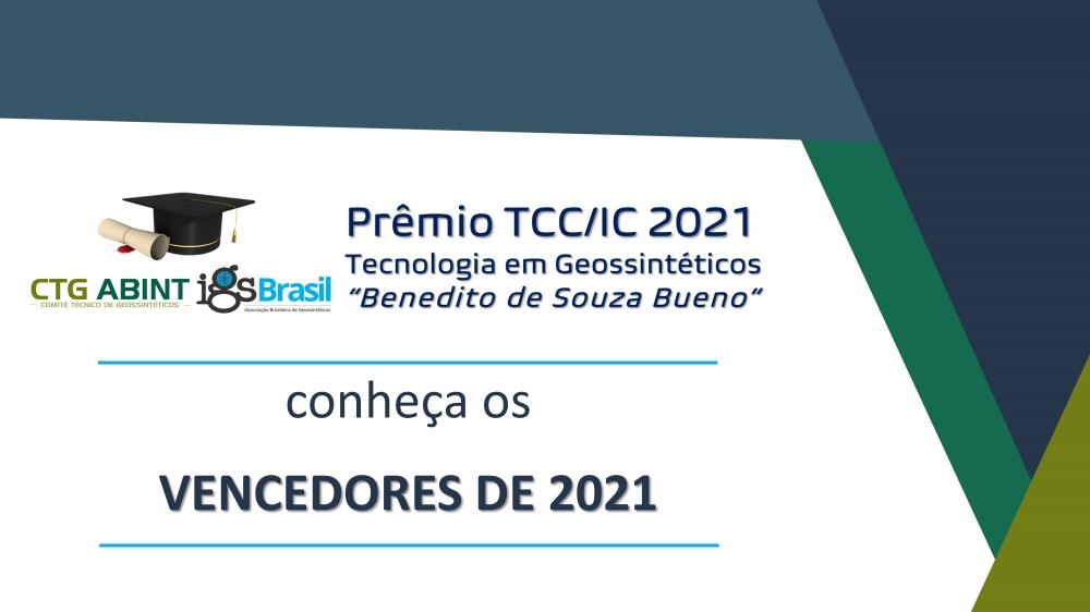Prêmio TCC/IC 2021